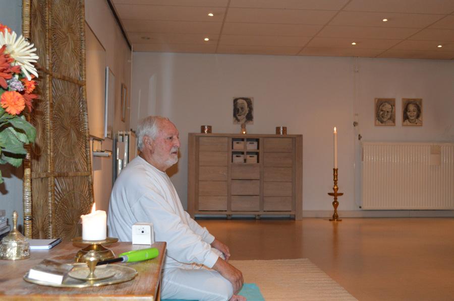 yogaruimte Raja Yoga het Gooi